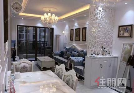 白沙大道-普罗旺斯豪华装修,拎包入住,大2房仅租1600