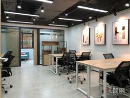 龙岗区12至200平办公室出租,配置齐全,可注冊配红本