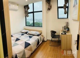 宝安区/沙井/后亭/11号线/精装修公寓短租1个月起,押一付一拎包入住