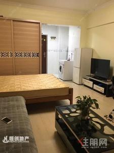 人民路-市中心 邕江银座 精装一房一厅小户型1300拎包入住
