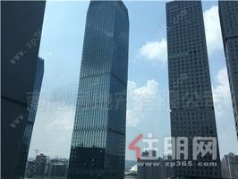 五象总部,南宁绿地中心丨带装修好租45一月丨朝南视野好!
