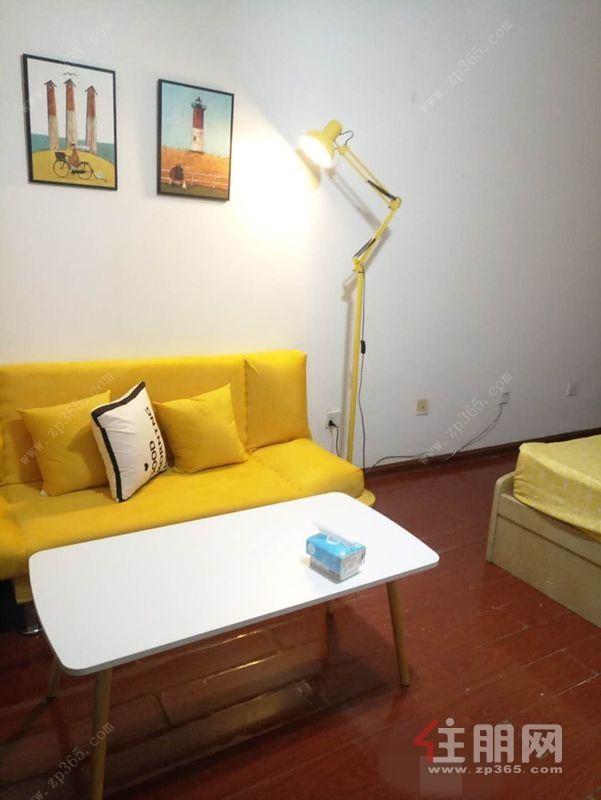 琅西精装典雅风格希尔顿阳光精品公寓1房1厅配套