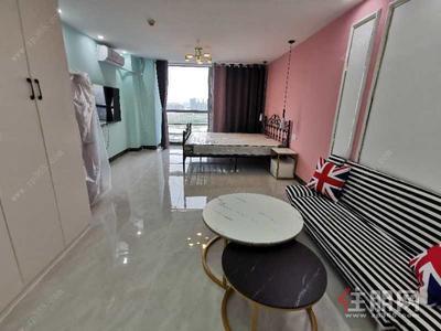良庆镇-五象壮医院对面 白领公寓全新1房 富雅国际商务大厦 地铁口