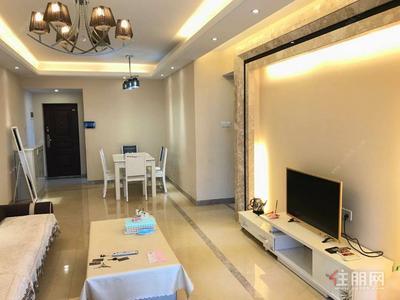 凤岭北-整租城光俊景 3室2厅 东南