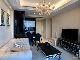 可短租近地鉄东盟商务区欧式装修一房一厅配套齐全