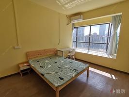 總部基地邊 云星錢隆單間公寓出租 采光好 隨時可看房