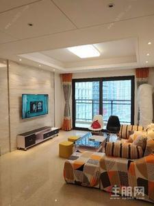 东葛路-绿地中央广场 3室2厅2卫 4500元月 电梯房 电话约看