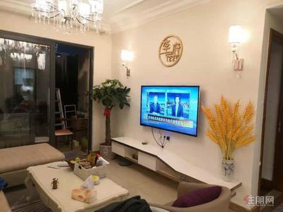 興寧區,地鐵3號線 濕地公園 新城吾悅廣場 恒大華府豪裝2房
