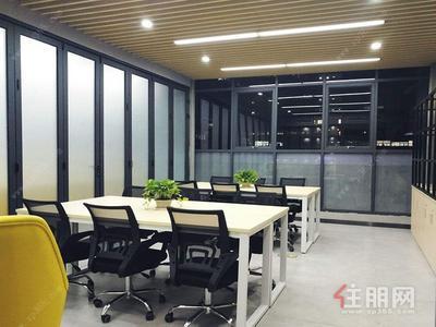 金湖广场-千元独享独立办公室,正规写字楼,配套会议室,租期灵活