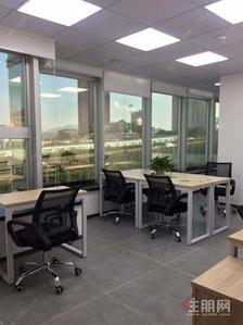 金湖广场-独立办公室2人间899元/月,正规写字楼,领包入驻,配套齐全