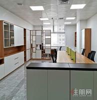 73平写字楼 带办公家具 图片真实精致装修五象新区五象航洋城