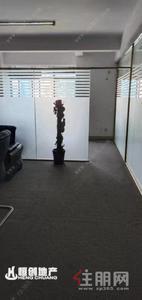 青秀区-民族大道民歌湖旁汇东国际135平米纯办公楼 ,有钥匙