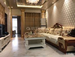 金源城 豪华装修 78平小三房 仅租2400 仅此一套
