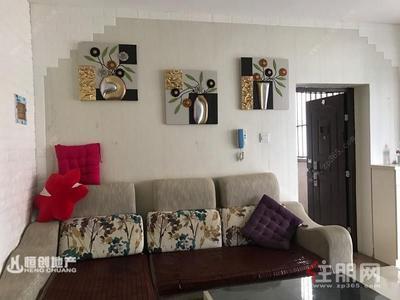 西乡塘区-秀安路棕榈湾一房一厅精装修出租