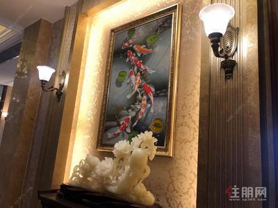 民族大道-南宁东盟商务区万象城华润幸福里4房255平带家具出租30000