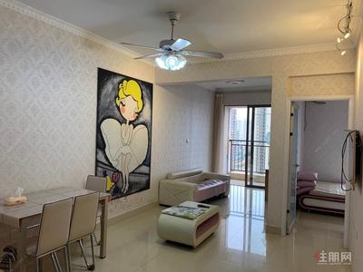 白沙大道-江南区普罗旺斯香奈儿庄园精装修一房出租1700每月喜欢你就来
