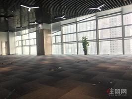 600平(精装修)龙光国际稀缺平层 纯写字楼五象新区总部基地