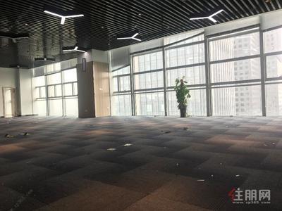 五象大道-600平(精装修)龙光国际稀缺平层 纯写字楼五象新区总部基地