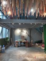 业主急租130平loft 装修独特个性 楼下就是地铁  五象新区 总部基地  万科大厦