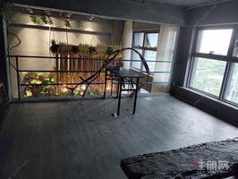 業主急租130平loft 裝修獨特個性 樓下就是地鐵  五象新區  總部基地 萬科大廈