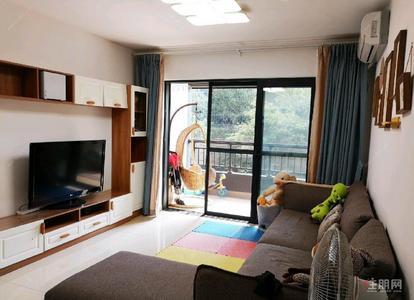 壯錦大道-普羅旺斯精裝2房 僅租1600元 拎包入住 保養好 交通方便