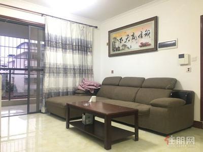 新阳路-台湾街 桃源居 精装三房出租 钥匙在手 看房方便