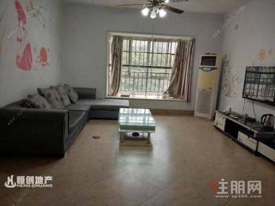 东盟商务区,凤岭南恒大苹果园4房,拎包入住有钥匙