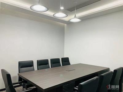 东葛路延长线-万达 现代风精装办公室 双面采光 租金美丽!