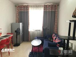 棕榈湾小区一房一厅出租  1400元/月