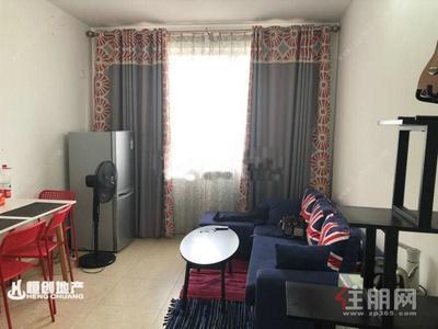 西乡塘区-棕榈湾小区一房一厅出租  1400元/月