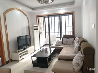 白沙大道-普罗旺斯香槟庄园 租1600元精装2房 家私配齐 随时可看房