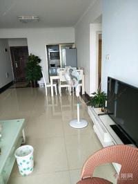 南珠市场旁 北海名座2房2厅 中装 仅租1500/月