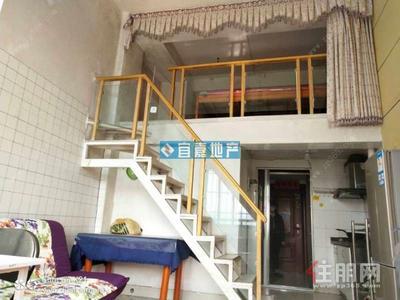 大沙田经济开发区-罗马花园  复式大单间 采光充足 户型方正 家私配齐  拎包入住 看房方便