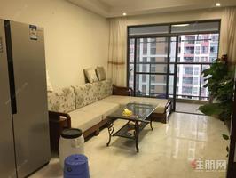 汇东星城 精装修三房 2000/月 干净整洁 拎包入住 中间楼层朝南