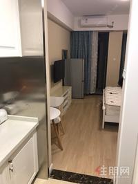 凤岭北高端住宅美泉1612单间公寓