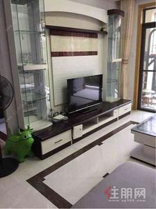 江南区-南宁奥园 精装修两房 拎包入住 1400/月 干净整洁8成新 地铁4号线