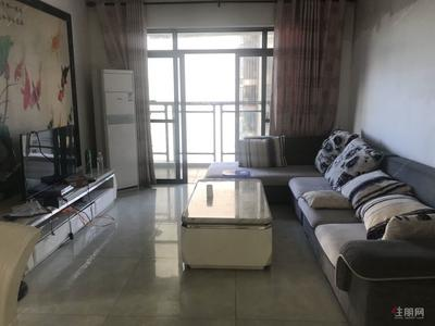 海城区-南珠市场旁 北海名座3房2厅 中装仅租1700月