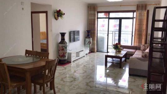 海城区-南珠市场旁 北海名座2房2厅 精装出租仅1500/月