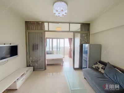 七星桃源-七星路 麒麟山精装标准一房一厅 靠近地铁口 钥匙在手