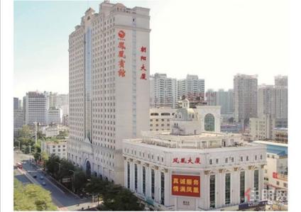 朝阳中心-朝阳火车站商圈临街铺面招租