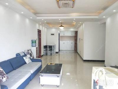 港北区-九龙新城 精装修4房出租 家具家电9成新
