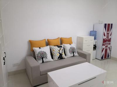 白沙大道-普罗旺斯精装两房出租,房子干净整洁,配套齐全,拎包入住!