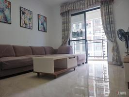 中旭城3室2厅2卫家私齐全仅租2300/月,方便看房