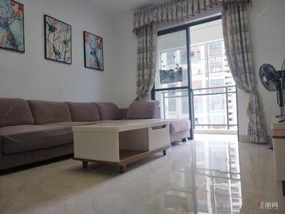 白沙大道-中旭城3室2厅2卫家私齐全仅租2300/月,方便看房