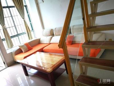 大沙田经济开发区-2线 罗马花园 1房1厅 配齐 1500月 拎包入住
