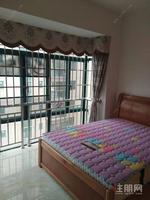 通泰米兰风尚 温馨3房出租 室内干净整洁 家具家电齐全 布艺沙发