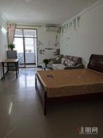 吉田国际单身公寓大单间1室1厅1卫12阳台出租