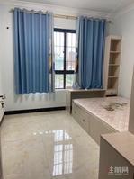 万达广场与中山小学附近通泰爱丽舍精装修4房出租,3200元