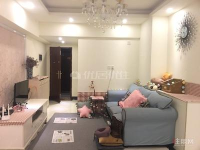 兴宁区-精装一房仅1600 盛天公馆 配齐出租 可随时看房
