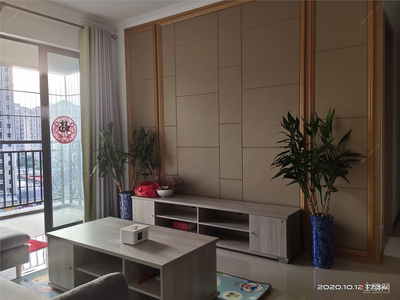 龙岗大道-合景精装4房 仅租2200 拎包入住 看房方便